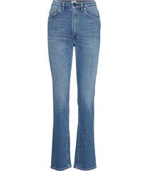 standard denim raka jeans blå totême