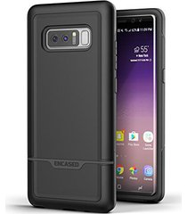 galaxy note 8 tough case, encased [rebel series] impact armor case for samsung g