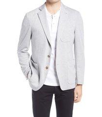 men's alton lane the performance sport coat, size 38 regular - grey