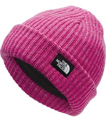 gorro salty dog rosado the north face