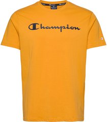 crewneck t-shirt t-shirts short-sleeved gul champion