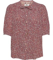 blouse blouses short-sleeved rosa noa noa