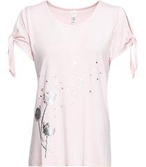 maglia con nodi (rosa) - rainbow