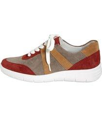 skor vamos röd