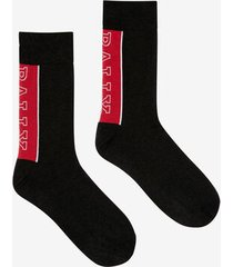 jersey dress socks black 36/40