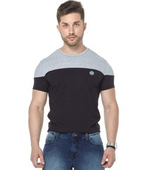 camiseta osmoze 29 recorte 110112797 preto
