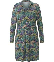 jerseyjurk met lange mouwen van emilia lay multicolour