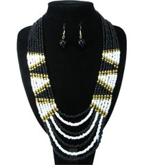collar blanco sasmon cl-12564