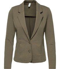 sc-daniela blazers casual blazers grön soyaconcept