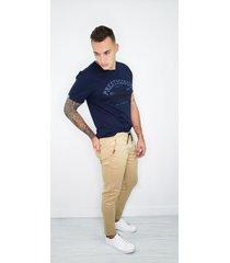 t-shirt azul estampada - dts3002