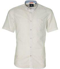 sale - lerros overhemd - modern fit - wit