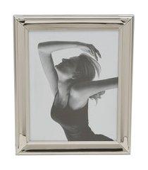 porta retrato de aço para foto 20x25cm prateado 7918 prestige