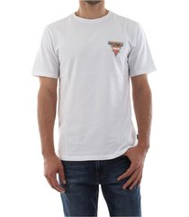 o'neill 9a2308 triangle t shirt and tank men white