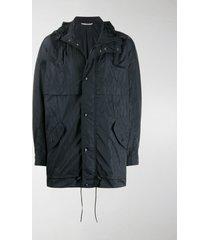 valentino lightweight pleated jacket