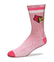 for bare feet louisville cardinals pretty in pink socks