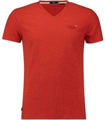 t-shirt classic oranje