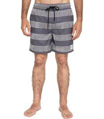 traje de baño albacora volley gris stoked