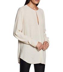 racquel keyhole blouse