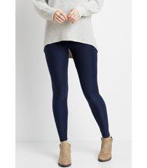 maurices womens high rise ultra soft leggings blue