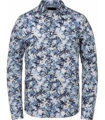 vanguard overhemd met print en stretch vsi211202/5329