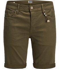 groen jack&jones jjirick jjoriginal shorts akm korte broek