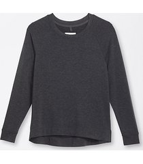 loft petite lou & grey signature softblend sweatshirt