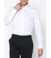 premium by jack & jones jprcomfort shirt l/s noos skjortor vit