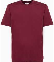 acne everrick pink label t-shirt tshi000253