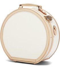 steamline luggage the sweetheart small hatbox in white at nordstrom