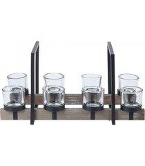 świecznik na tealighty monte
