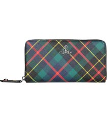 vivienne westwood classic wallet with zip