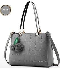 free shipping women leather handbags shoulder bags large handbags 5 color p271-3
