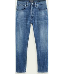 scotch & soda dean - daily icon   loose tapered fit jeans