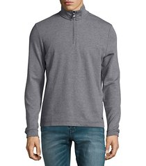 c-piceno quarter zip sweater