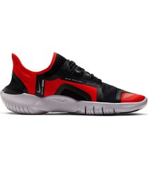 8-zapatillas de hombre nike nike free rn 5.0 shield-rojo