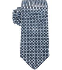 boss men's turquoise tie