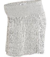 gravidkjol mlrylee short jersey skirt