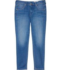 alva slim mid-waist cropped jeans