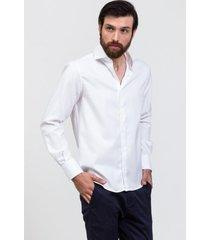 camisa blanca prototype pert