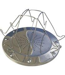 torradeira para pães ntk camper prata .