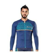 camiseta ciclismo elite 135143 masculina
