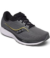 guide 14 wide shoes sport shoes running shoes grå saucony