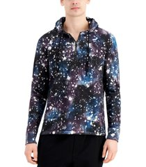 inc men's out of focus pullover sweatshirt, created for macy's