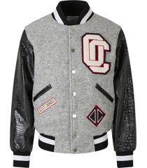 combined varsity jacket