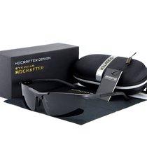 gafas lentes sol profesionales hdcrafter 8530 negro