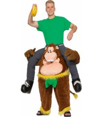 buyseason men's monkeyin' around pull-on pants costume