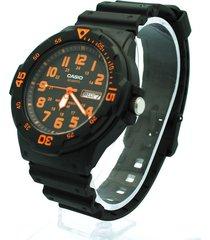 reloj casio analogo mrw-200h-4b