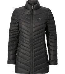 abrigo mujer alaia negro doite