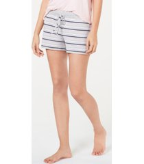jenni ultra soft core pajama shorts, created for macy's