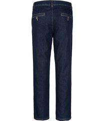 jeans med varmt foder roger kent dark blue